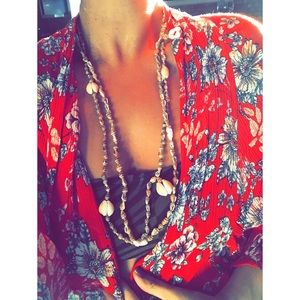 Jewelry - BUNDLE ONLY Hawaiian 2 Bohemian Shell 🐚 Necklaces